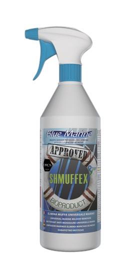 DETERGENTE SHMUFFEX Blue Marine