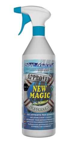 DETERGENTE NEW MAGIC Blue Marine